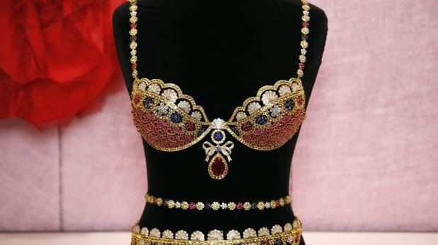 Candice Swanepoel lució el sostén más caro del mundo en desfile de Victoria's Secret [FOTOS]