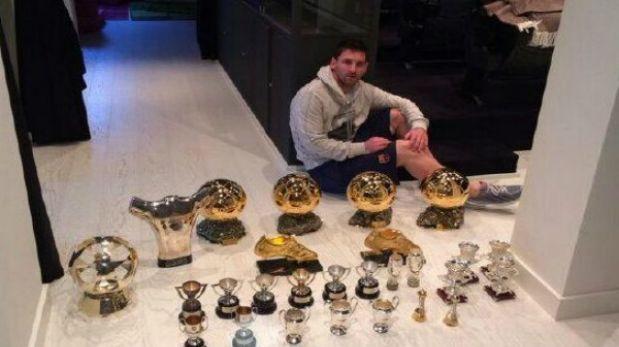 Hermano de Lionel Messi provoca a Cristiano Ronaldo con estas dos fotos