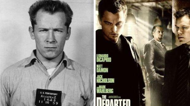 """Dos cadenas perpetuas para gángster que inspiró película """"Los Infiltrados"""""""