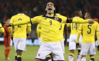 Colombia con Falcao se ilusiona con victoria 2-0 ante Bélgica