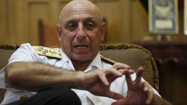 José Cueto confirmó que ya no será jefe del Comando Conjunto de las FF.AA.