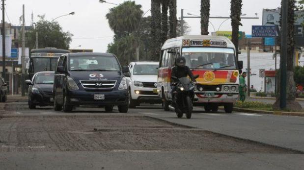 Barranco: trabajos diurnos de arreglo de pistas comenzará a mediados de la próxima semana