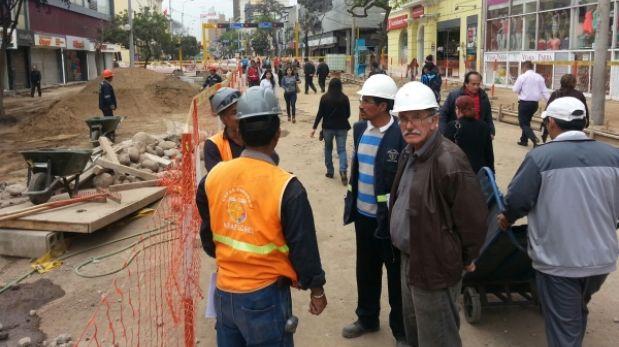 Miraflores: Av. Larco será cerrada hoy por tramos, conoce los desvíos