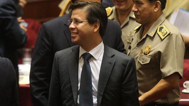 Viceministro Roberto Reynoso Peñaherrera es voceado como nuevo titular del Interior