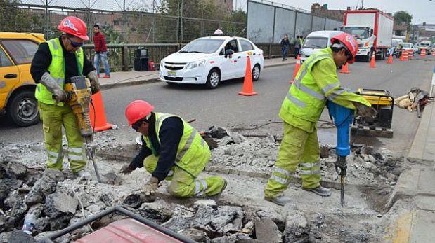 Remodelación del puente Dueñas terminará antes de fin de año, según Emape
