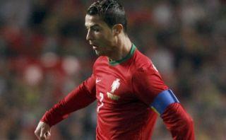 Portugal venció 1-0 a Suecia con golazo de 'palomita' de Cristiano [VIDEO]