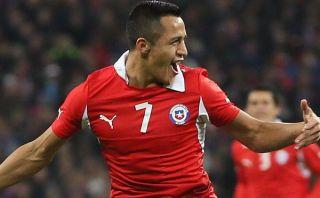 Con doblete de Sánchez, Chile sorprendió a Inglaterra en Wembley [VIDEO]