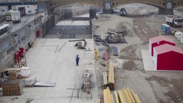 Vía Parque Rímac: trabajos en el túnel serán suspendidos en diciembre
