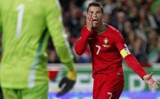 """Cristiano Ronaldo fue tildado de """"sucio"""" por esta acción ante Suecia [VIDEO]"""