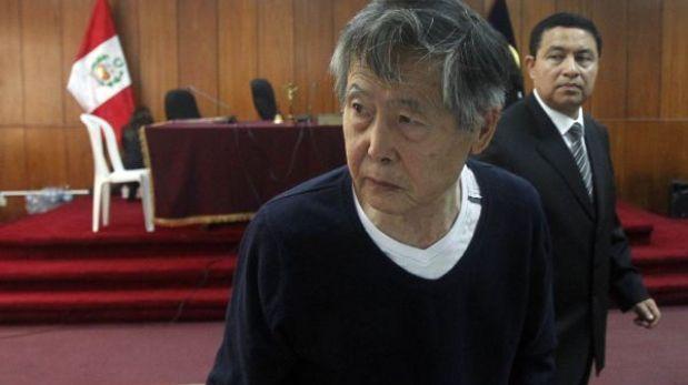 Perú Posible considera que Fujimori debería cumplir condena en la Base Naval