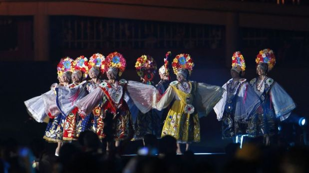 La fiesta de color e historia con la que fueron inaugurados los Juegos Bolivarianos 2013 [FOTOS]