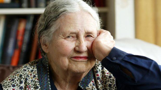 Murió Doris Lessing, la premio Nobel de Literatura 2007