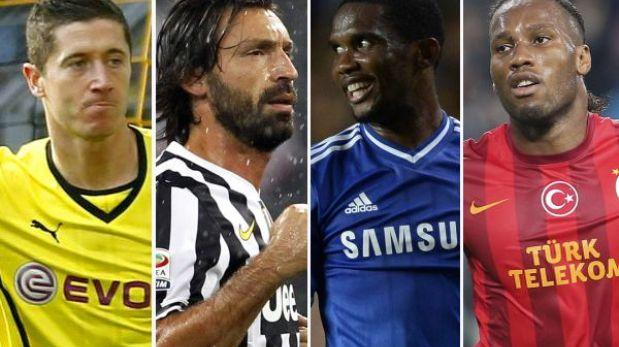 ¿Dónde jugarán estos cracks que se quedan sin equipo en el 2014?