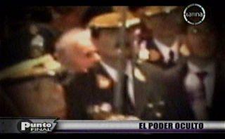 López Meneses estuvo en homenaje de la Policía al Señor de los Milagros