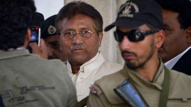 Pakistán: ex presidente Musharraf será juzgado por traición