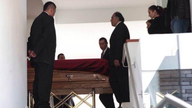 Karla Álvarez fue despedida por familiares y amigos en una ceremonia íntima [FOTOS]