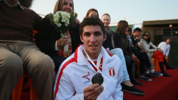 Tirador Nicolás Pacheco logró medalla de oro bolivariana en skeet