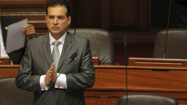 Procuraduría pidió reabrir investigación a Omar Chehade por Caso Andahuasi
