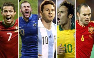 Brasil 2014: estos son los 32 países clasificados a la Copa del Mundo
