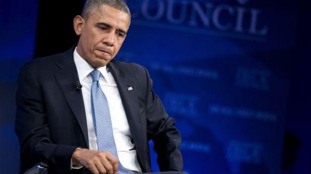 La popularidad de Barack Obama cae al nivel más bajo de su gestión