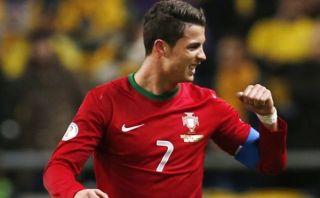 Goles de Cristiano Ronaldo ante Suecia influirán en Balón de Oro
