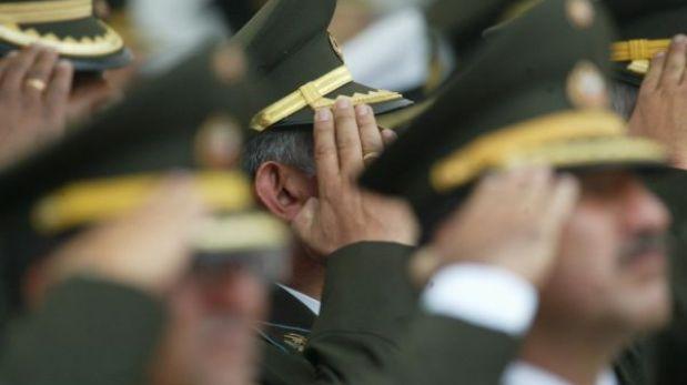 Primo de López Meneses fue relevado en las FF.AA.
