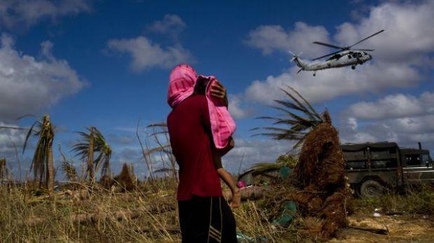 Filipinas: 7,8 millones de mujeres y niños necesitan ayuda, alerta la ONU