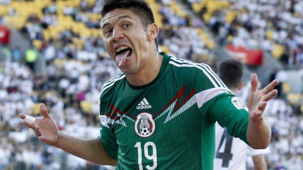 México selló su clasificación a Brasil 2014 con un 4-2 sobre Nueva Zelanda