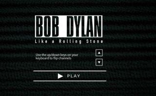 "Bob Dylan estrenó video interactivo para ""Like a Rolling Stone"""