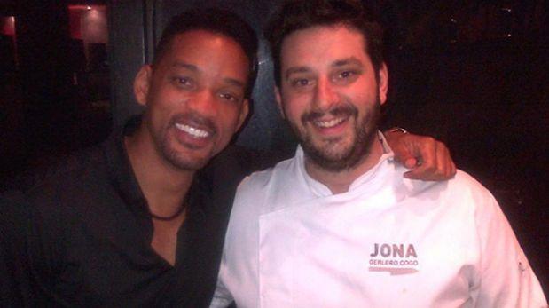 Will Smith visitó restaurante de comida peruana a su paso por Buenos Aires