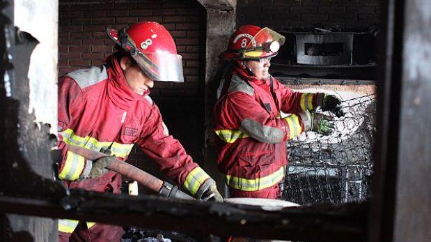 Juegos Bolivarianos: hotel que alojaba a deportistas se incendió en Chiclayo