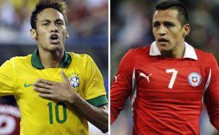 ¿Qué tendrá que pagarle Alexis Sánchez a Neymar por la victoria de Brasil ante Chile?