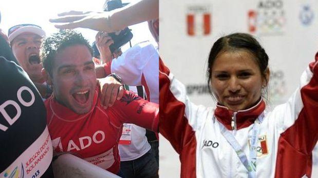 Juegos Bolivarianos: Perú cerró la jornada con 18 medallas de oro
