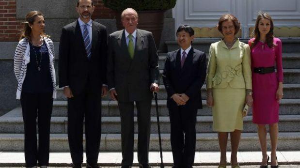 Operación de la cadera del Rey Juan Carlos terminó con éxito