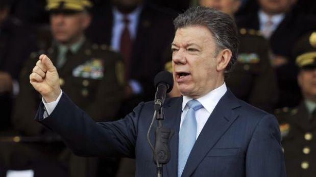Santos aspira a la reelección, la más difícil de la historia de Colombia