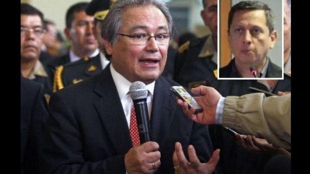 """Albán: viceministro Vega será reemplazado por alguien de mi """"absoluta confianza"""""""