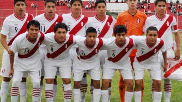 Sub 15 de Perú venció 2-0 a Ecuador y clasificó a semis del Sudamericano