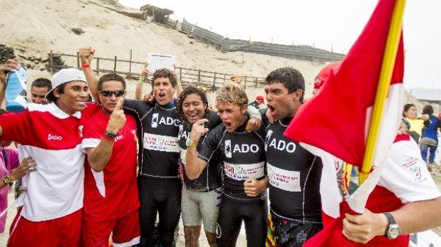 Perú reina en el mar: nuestros surfistas ganaron 4 oros en los Bolivarianos