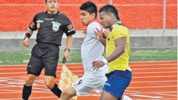 Sub 15 de Perú define primer lugar de grupo ante Argentina en Sudamericano