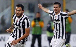 Juventus superó 2-0 al Livorno con goles de Llorente y Tevez [VIDEO]
