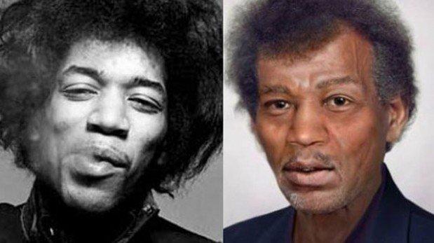 Así se verían John Lennon, Kurt Cobain y Jimi Hendrix en la actualidad [FOTOS]