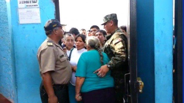 Elecciones en Lima: centros de votación cerraron pese a reclamo de electores