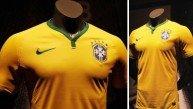 Esta es la camiseta que Brasil lucirá en el próximo Mundial [FOTOS]
