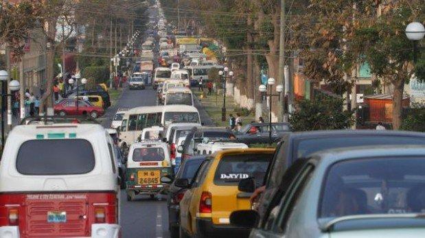 Chosica: caos y congestión en Carretera Central por las elecciones