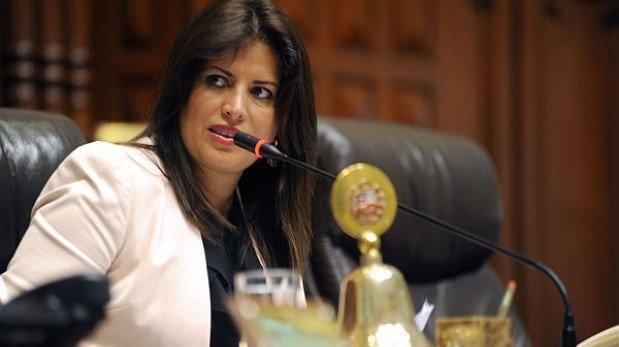 Carmen Omonte no ha querido ocultar nada, según su abogado