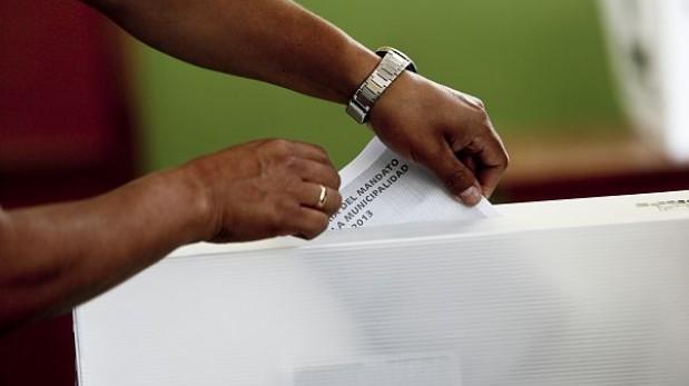 Más de un millón de electores votaron nulo o en blanco en últimos comicios