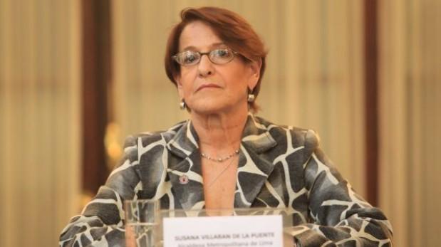 Susana Villarán continuará su gestión en base al Acuerdo por Lima
