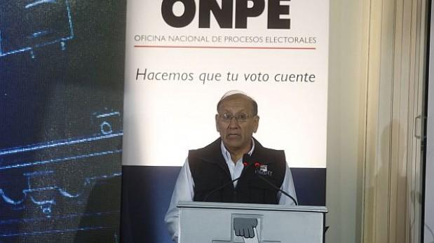 ONPE advierte: mail que exige pago por ausencia en elecciones es falso