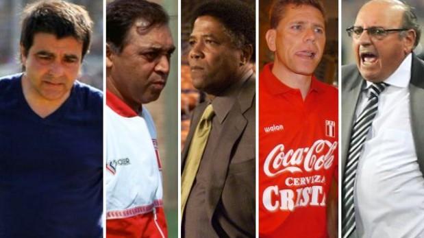 Claudio Vivas hizo recordar otras 'explosiones técnicas' en el fútbol peruano