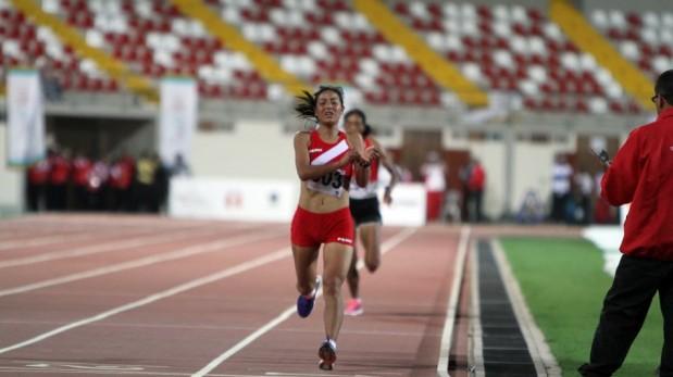 Inés Melchor y Jorge McFarlane se bañaron en oro en los Juegos Bolivarianos 2013 [FOTOS]